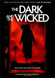 The Dark and The Wicked (Blu ray)