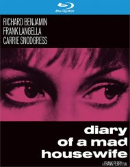Diary of a Mad Housewife (Blu ray)