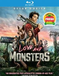 Love and Monsters (Blu ray)