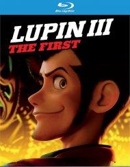 Lupin III: The First (Blu ray)
