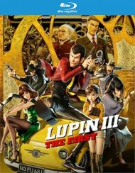 Lupin III: The First (Blu ray Steelbook)