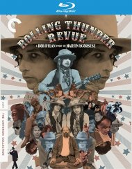 Rolling Thunder Revue: A Bob Dylan Story by Martin Scorsese (The Criterion Collection Blu ray)