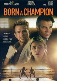Born A Champion (DVD)