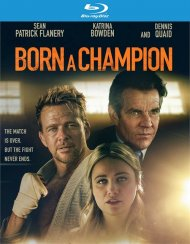 Born A Champion (Blu ray)