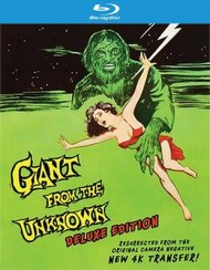Giant From The Unknown (Blu ray)