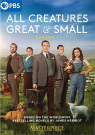 Masterpiece: All Creatures Great And Small (DVD)