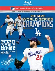 Major League Baseball Presents 2020 World Series: Los Angeles Dodgers (Blu ray)