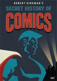 Robert Kirkmans Secret History of Comics (DVD)