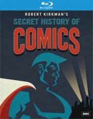 Robert Kirkmans Secret History of Comics (Blu ray)