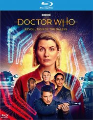 Doctor Who: Revolution of the Daleks (Blu ray)