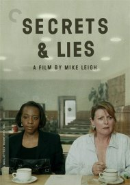 Secrets & Lies (The Criterion Collection DVD)