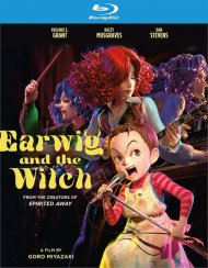 Earwig and the Witch (Steelbook)