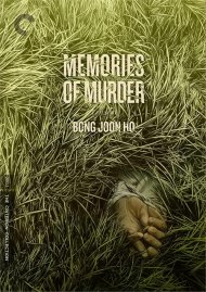 Memories of Murder (Criterion Collection DVD)