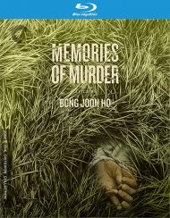 Memories of Murder (Criterion Collection Blu ray)