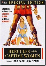 Hercules And The Captive Women (DVD)