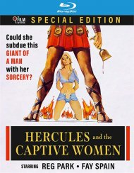 Hercules And The Captive Women (Blu ray)