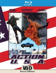 Action U.S.A. (Blu ray)