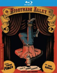 Nightmare Alley (The Criterion Collection Blu ray)