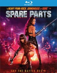 Spare Parts (Blu ray)