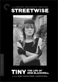 Streetwise / Tiny: The Life of Erin Blackwell (The Criterion Collection DVD)