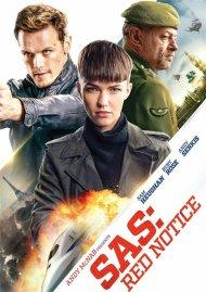SAS: Red Notice (DVD)