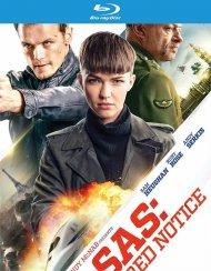 SAS: Red Notice (Blu ray)