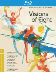 Visions of Eight (The Criterion Collection Blu ray)