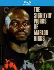 The Signifyin Works of Marlon Riggs (The Criterion Collection Blu ray)