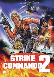 Strike Commando 2 (DVD)