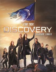 Star Trek Discovery: Season 3 (Blu ray)
