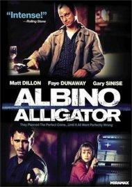Albino Alligator (DVD)
