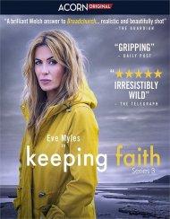 Keeping Faith: Series 3 (Blu ray)
