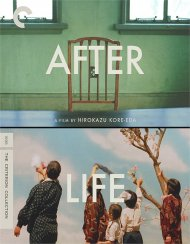 After Life (The Criterion Collection Blu ray)