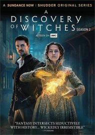 A Discovery of Witches: Series 2 (DVD)