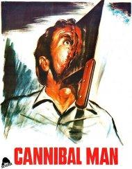 The Cannibal Man (Blu ray)