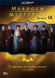 Murdoch Mysteries: Season 14 (DVD)