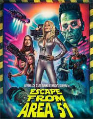 Escape From Area 51 (Blu ray)
