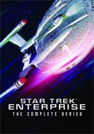 Star Trek Enterprise: The Complete Series (DVD)