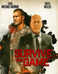 Survive the Game (Blu ray)