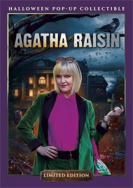 Agatha Raisin: Halloween Pop-Up Collectible