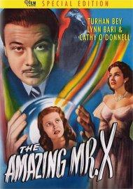 The Amazing Mr. X (DVD)