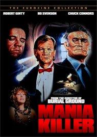 Mania Killer (DVD)