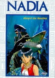 Nadia: The Secret Of Blue Water #3 - Aboard The Nautilus