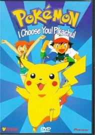 Pokemon 1 - Choose You! Pikachu! Vol. 1
