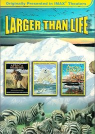 imax larger than life solution Imax was involved in several aspects of the large-format nair, anil, imax: larger than life (june 12, 2009) ivey case ssrn solutions research paper.