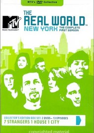 Real World, The: New York - The Complete First Season