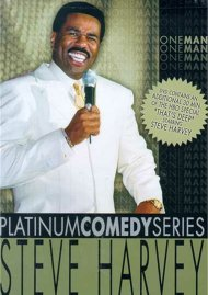 Platinum Comedy Series: Steve Harvey - One Man