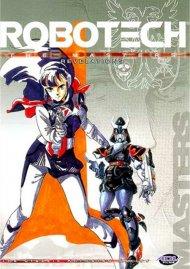 Robotech 8: Robotech Masters - Revelations