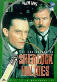 Adventures Of Sherlock Holmes, The: Volume Three