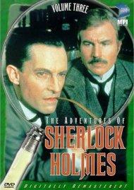 Adventures Of Sherlock Holmes, The: Volume Three